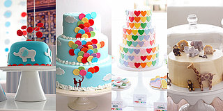 66 Fabulous and Unique Birthday Cakes For Baby and Tot