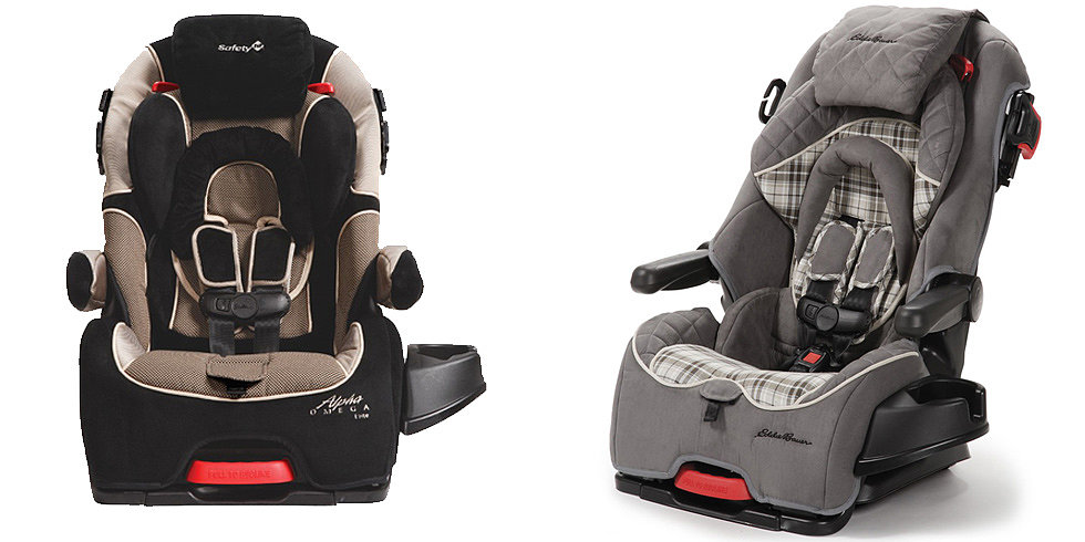 Recall Alert! 89,000 Popular Convertible Car Seats Recalled