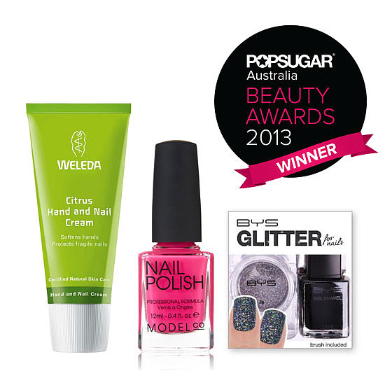 POPSUGAR Australia Beauty Awards 2013: The Winning Nail Products