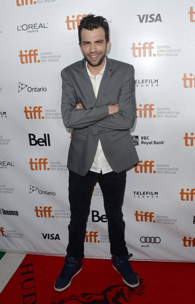 Jay Baruchel attended the premiere of The Art of the Steal.