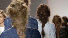 Rachel Zoe's Runway Braids Are What Dreams Are Made Of