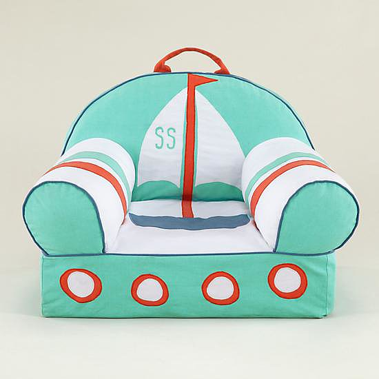 The Land of Nod's Sailboat Nod Chair