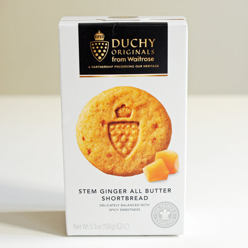 Duchy Shortbread Cookies Review