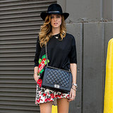 2014 Spring New York Fashion Week Street Style | Pictures