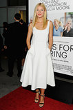Gwyneth Paltrow attended the LA premiere of her latest film.