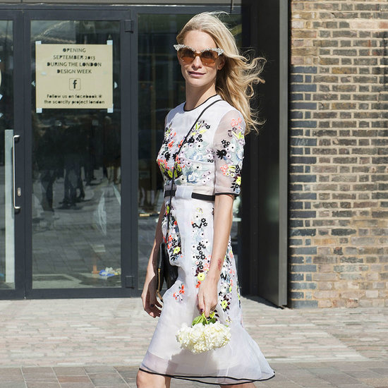 Best Street Style at London Fashion Week Spring 2014
