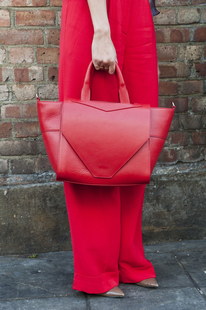We're seeing red (and we mean that in a good way!).