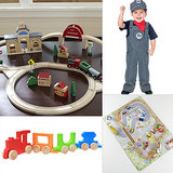 All Aboard! Fun Finds For Your Little Conductor