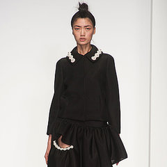 2014 Spring London Fashion Week Runway Simone Rocha