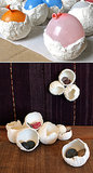 Paper-Clay Barnacles