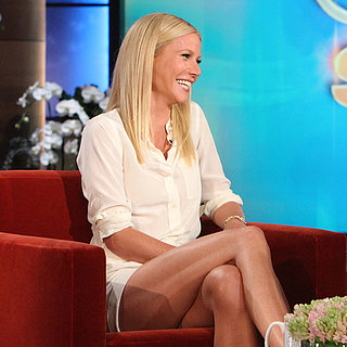 Gwyneth Paltrow Addresses TMI Moment on The Ellen Show