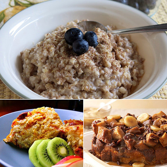 Slow-Cook to Speed Up Your A.M. Routine: 9 Crock-Pot Breakfast Recipes