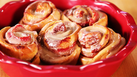 Dangerously Delicious Maple Bacon Cinnamon Rolls