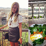 Renee Bargh's Diet and Renee Bargh's Day on a Plate