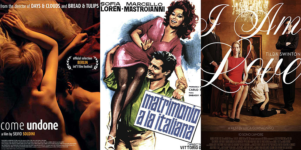 Italian Romance Films to Stream Right Now