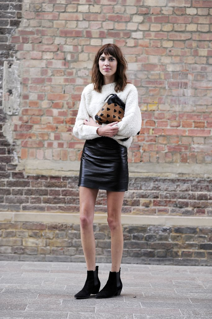 Alexa Chung, does she ever get it wrong?