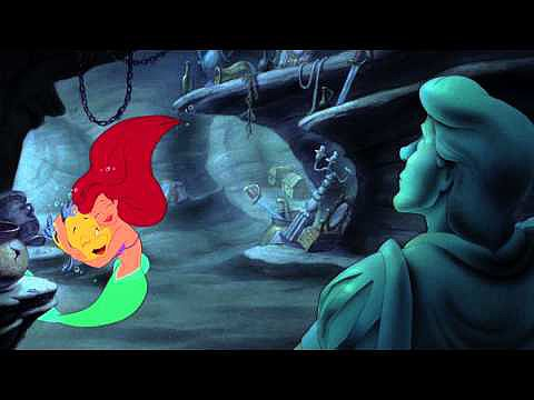 The Little Mermaid Second Screen Live