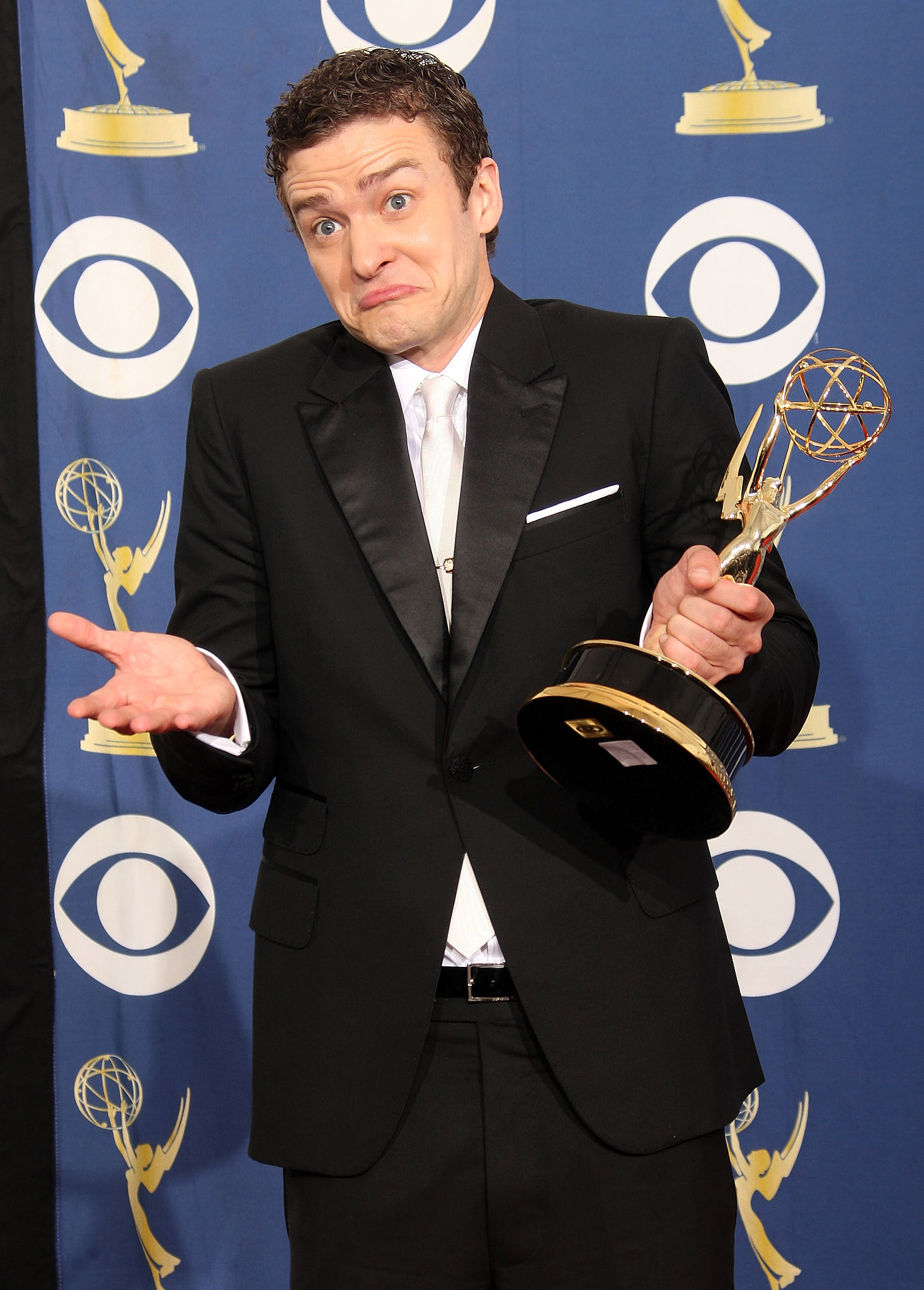 Justin Timberlake took home an Emmy for his work on SNL in 2009.
