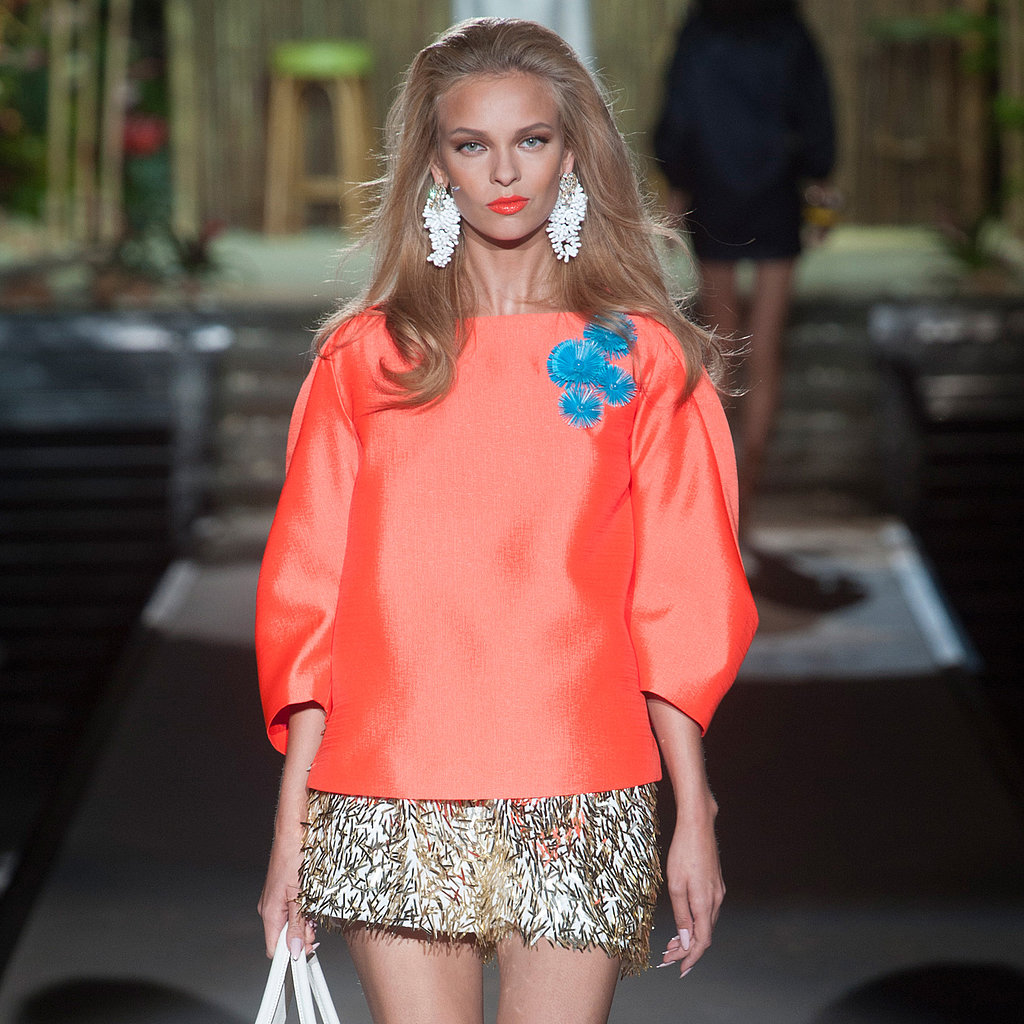 Dsquared2 Spring 2014: Mid-Century Modern