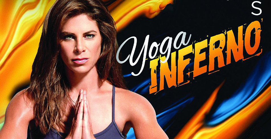 Jillian Michaels Brings the Heat in Her New Yoga Inferno DVD