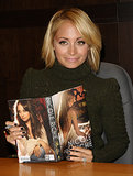 Nicole Richie signed copies of her second book, Priceless, at an LA Barnes and Noble store in October 2010.