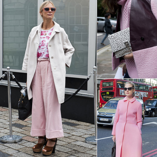 Six Ways to Style Pale Pink