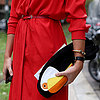Street Style Shoes and Bags Milan Fashion Week Spring 2014