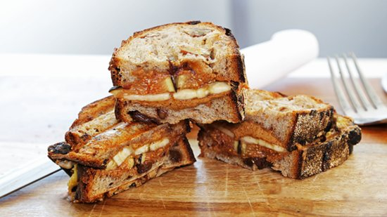 A Salty, Sweet End-of-Summer Fig Panini