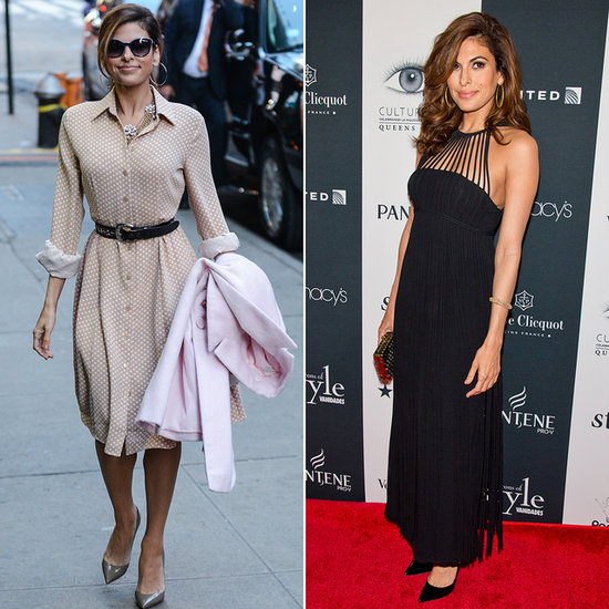 Eva Mendes Day-to-Night Fashion | Get the Look