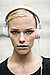 Who knew headphones could be such a gorgeous hair accessory?