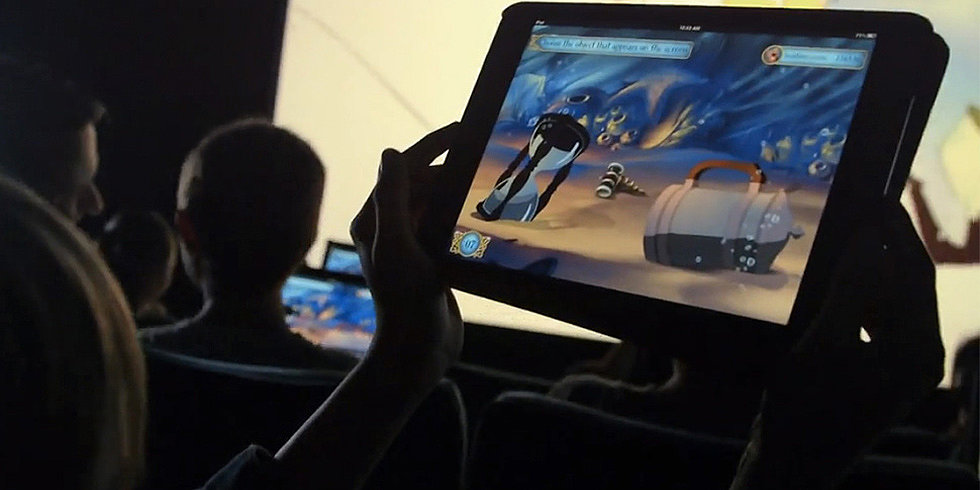 Charge the iPad; You'll Need It to See the New Release of The Little Mermaid