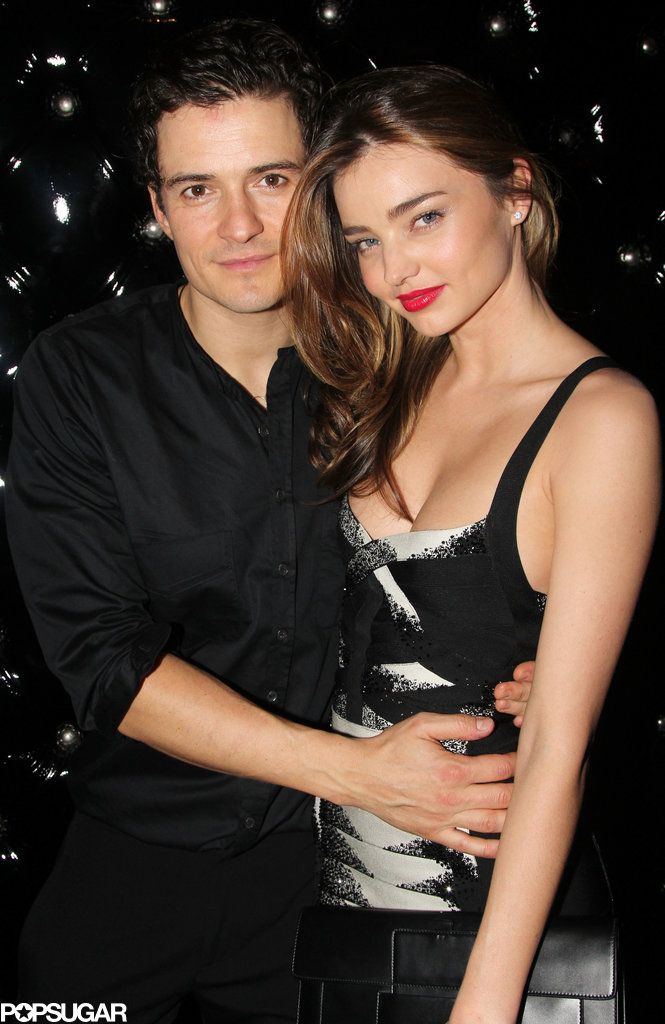 Miranda Kerr and Orlando Bloom Split