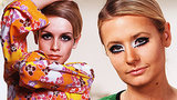 Easy Halloween Costume: The New Way to Wear Twiggy's Mod Makeup!