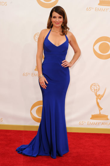 Tina Fey Hits Carpet For Final 30 Rock Emmys Appearance