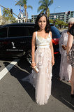 Kerry Washington Arrives in Style For Her Historic Night at the Emmys