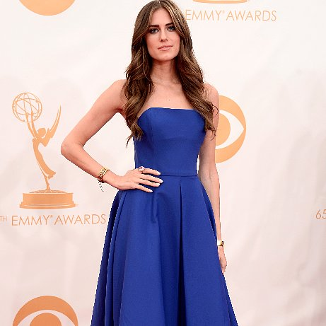 Allison Williams Dress at Emmys 2013 | Pictures