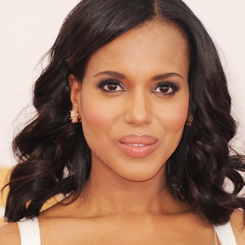 Kerry Washington's Hair and Makeup at Emmys 2013 | Pictures