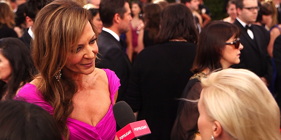 "Allison Janney Talks About the ""Interesting Choices"" From Her New Character"