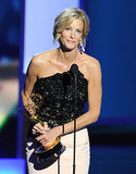Anna Gunn won for best supporting actress in a drama for her role in Breaking Bad.