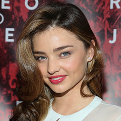 Most Beautiful Celeb Hair & Beauty Inspiration: Miranda Kerr