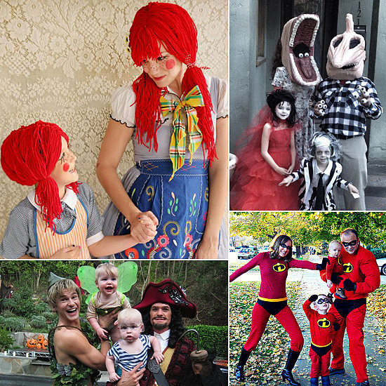 The Family That Dresses Up Together, Stays Together: 23 Family Costume Ideas