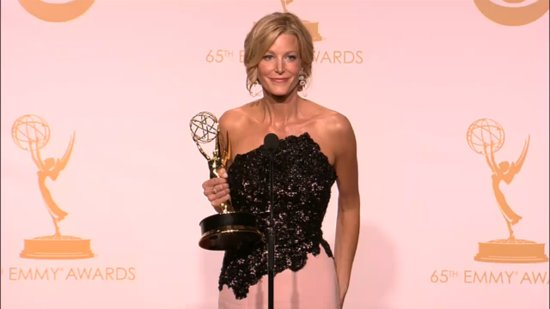 "Anna Gunn Addresses ""Skyler Haters"" and Reuniting With Her Breaking Bad Family"