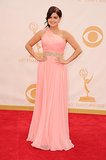 Ariel Winter on the red carpet at the 2013 Emmy Awards.