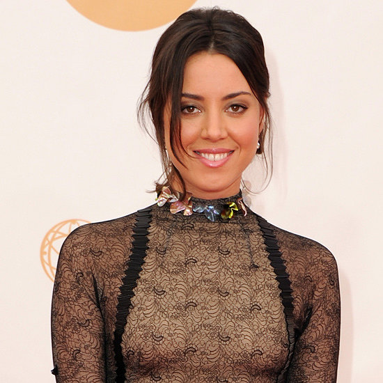 Aubrey Plaza Dress at Emmys 2013 | Pictures