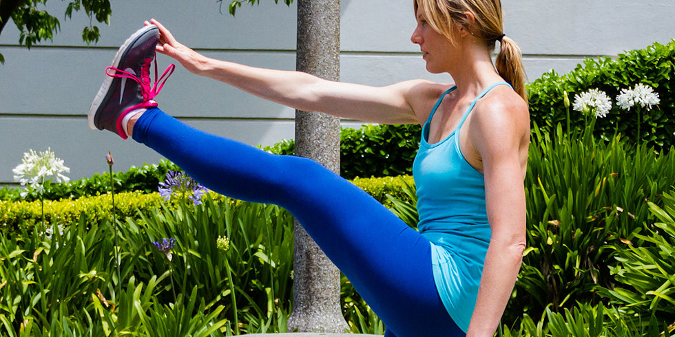 Prep For Your Best Workout Ever With This Dynamic Warmup