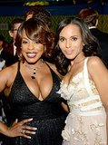 Kerry Washington met up with Niecy Nash at the 2013 HBO Emmys afterparty.