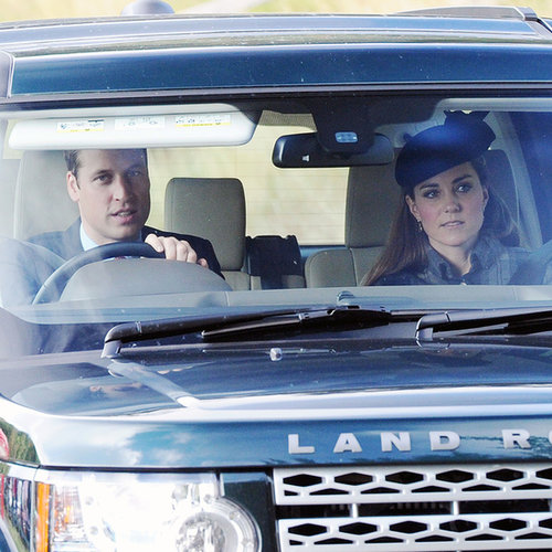 Kate Middleton and Prince William at Balmoral | Pictures