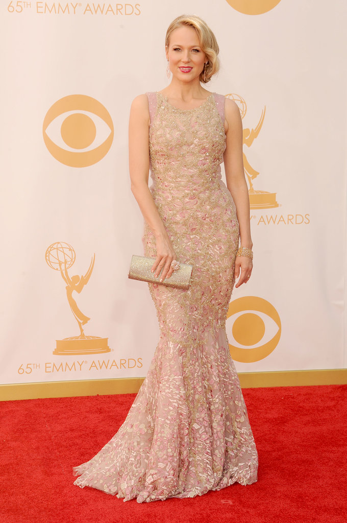Jewel glittered in a Tony Ward Haute Couture gown and ...