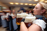 65 Festive Snaps From Oktoberfest's Wild Opening Weekend