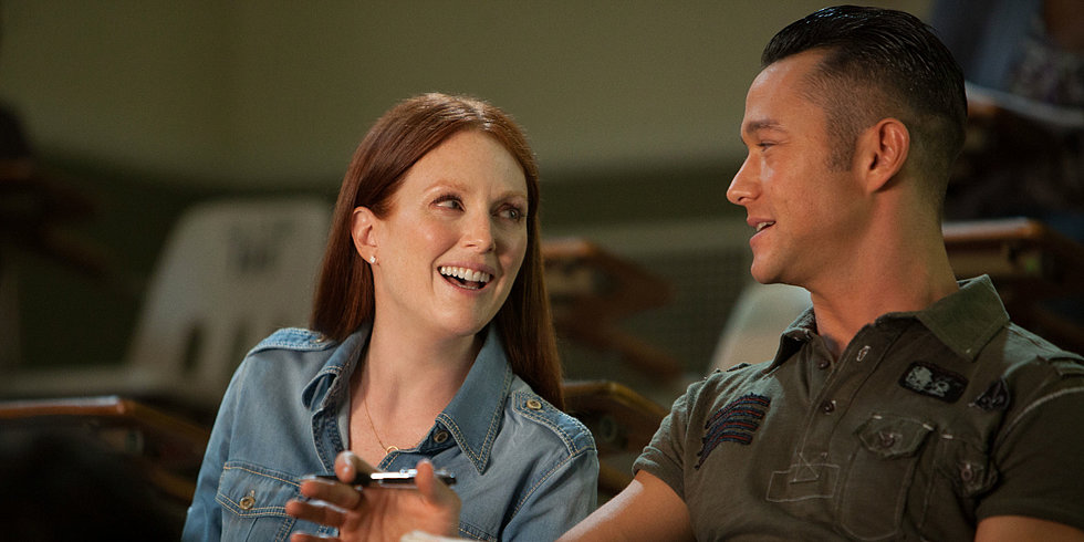 Julianne Moore's Kids Don't Want to See Don Jon, or Any Other Movie She's In